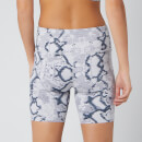 Varley Women's Louise Shorts - Dapple Snake
