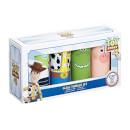Funko Homeware Disney Toy Story Buzz, Woody, Rex and Hamm Tumbler Set