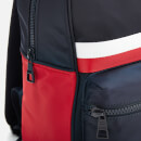 Tommy Hilfiger Men's Sport Mix Backpack - Corporate