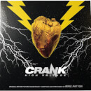 Crank: High Voltage (Black and Yellow Variant) 2xLP - Zavvi Exclusive