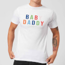 Baby Daddy Men's T-Shirt - White