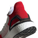 adidas Ultra Boost 19 Running Shoes - White/Black