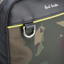 PS Paul Smith Men's Naked Lady Sling Pack - Camo Green