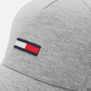 Tommy Jeans Men's Jersey Flag Cap - Grey Jersey