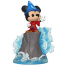 Disney Fantasia Sorcerer Mickey EXC Pop! Movie Moment