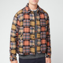 YMC Men's Check Patch Bowling Shirt - Multi