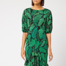 RIXO Women's Cheryl Maxi Dress - Green