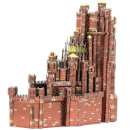 Game of Thrones Metal Earth ICON X Red Keep Construction Kit