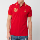 Polo Ralph Lauren Men's Slim Fit Mesh Polo Shirt - Rl 2000 Red