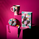 Sass & Belle Toucan Tropical Mug