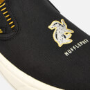 Vans X Harry Potter Hufflepuff Slip-On Trainers - Black