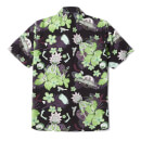 Rick & Morty Floral Exclusive Shirt