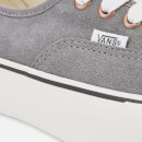 Vans Women's Authentic Platform 2.0 Vintage Lace Trainers - Quiet Shade/Snow White