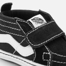 Vans Babies' Sk8-Hi Trainers - Black/True White