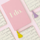 Kate Spade I Do Bridal Journal