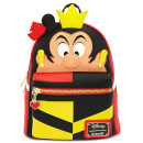 Loungefly Disney Queen Of Hearts Faux Leather Mini Backpack