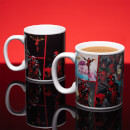 Marvel Deadpool Heat Change Mug