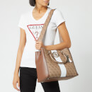 Guess Women's Bluebelle Carryall Bag - Brown