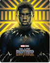 Black Panther 3D (Includes 2D Blu-ray) – Zavvi Exclusive Lenticular Edition Steelbook