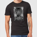 Game of Thrones Iron Throne Men's T-Shirt - Black