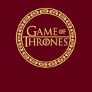 Game of Thrones Circle Logo dames trui - Wijnrood