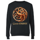 Game of Thrones Bronze Targaryen Women's Sweatshirt - Black