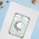 The Unicorn Cotton Tea Towel