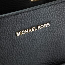 MICHAEL MICHAEL KORS Women's Bedford Medium Top Zip Pocket Tote Bag - Black