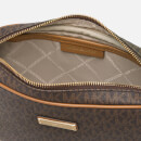 MICHAEL MICHAEL KORS Women's Jet Set Large East West Cross Body Bag - Brown