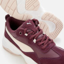 Puma Women's Cilia Sd Trainers - Mulled Wine/Pastel Parchment