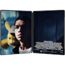 Detective Pikachu – Limited Edition 4K Steelbook (Includes 2D Blu-ray)