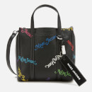 Marc Jacobs Women's The Tag Tote New York Bag - Black