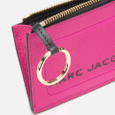 Marc Jacobs Women's Top Zip Multi Wallet - Diva Pink