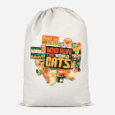 Who Run The World? Cats. Cotton Storage Bag