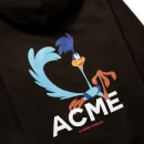 Looney Tunes ACME Capsule Road Runner Happy Hoodie - Black