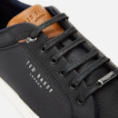 Ted Baker Men's Thwally Leather Low Top Trainers - Black