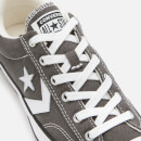 Converse Men's Star Player Ox Trainers - Carbon Grey/White/Black
