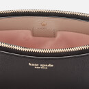 Kate Spade New York Women's Margaux Double Zip Mini Cross Body Bag - Black