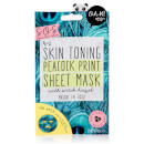 Oh K! SOS Printed Peacock Toning Print Sheet Mask 23ml
