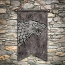 Game of Thrones Stark Wall Tapestry