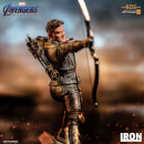 Iron Studios Avengers Endgame BDS Art Scale Statue 1/10 Hawkeye 25 cm