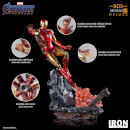 Iron Studios Avengers Endgame BDS Art Scale Statue 1/10 Iron Man Mark LXXXV Deluxe Version 29 cm