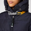 Parajumpers Women's Long Bear Base Coat - Navy