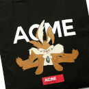 Tote Bag Looney Tunes ACME Capsule Coyote - Noir
