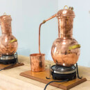 Learn the Art of Distilling and Create your Own Gin for Two