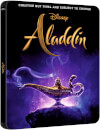 Aladdin 4K Ultra HD (Blu-Ray 2D inclus) - Steelbook Exclusif Zavvi