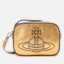Vivienne Westwood Women's Anna Camera Bag - Gold
