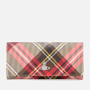 Vivienne Westwood Women's Derby Classic Credit Card Wallet - New Exhibition