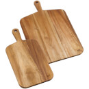 Jamie Oliver Acacia Wood Chopping Board - Small & Large