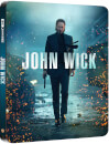 John Wick - 4K Ultra HD Zavvi Exclusive Steelbook (Includes 2D Blu-ray)